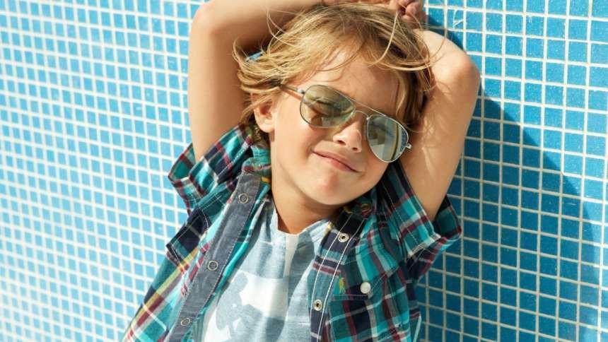 Детская одежда Весна/Лето 2018 для мальчиков