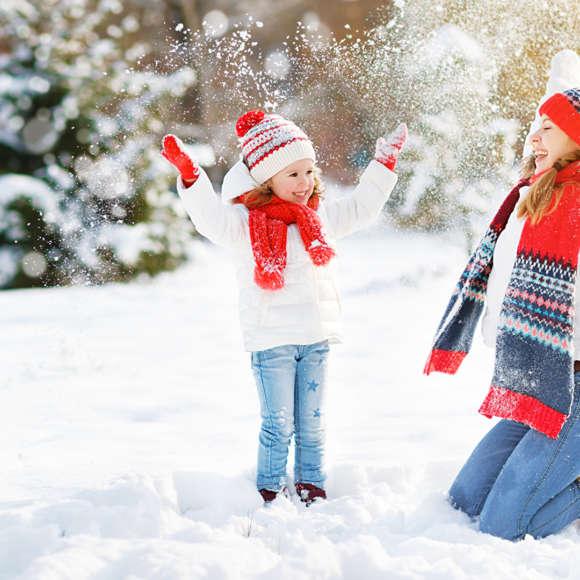 Что модным будет зимой для девочек