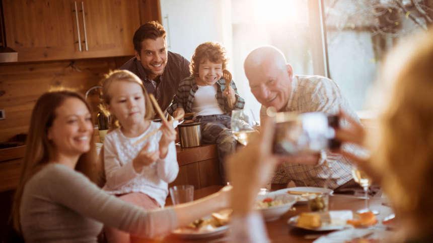 Стиль FAMILY LOOK – что это такое