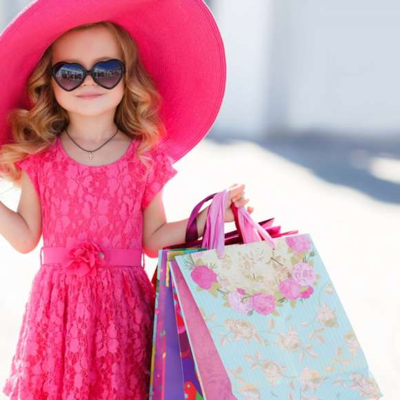 Детская мода Весна/Лето 2018 для девочек