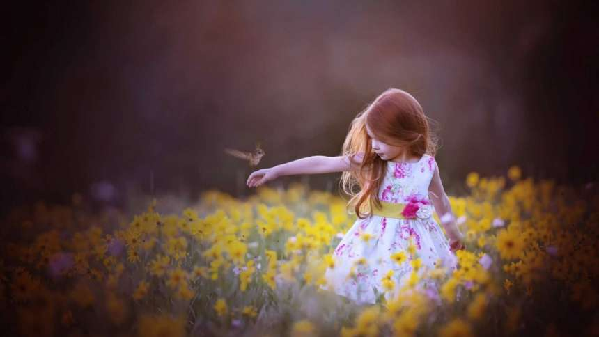 Как создать образ маленькой принцессы?