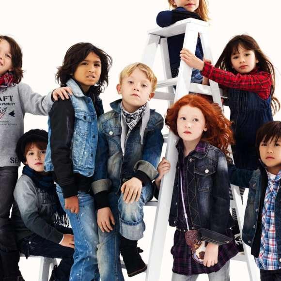 Ветровки для детей: модно и практично