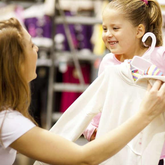 Как правильно выбрать размер одежды для ребенка?