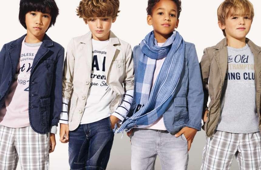 Мода для мальчиков: весна 2019
