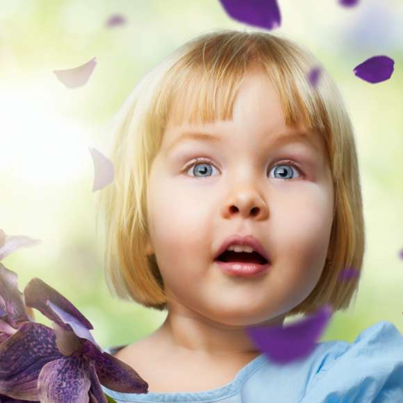 Психология цвета в детской одежде