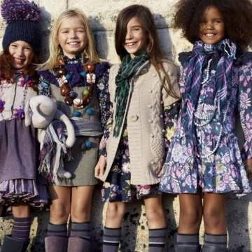 Мода для девочек: весна 2019