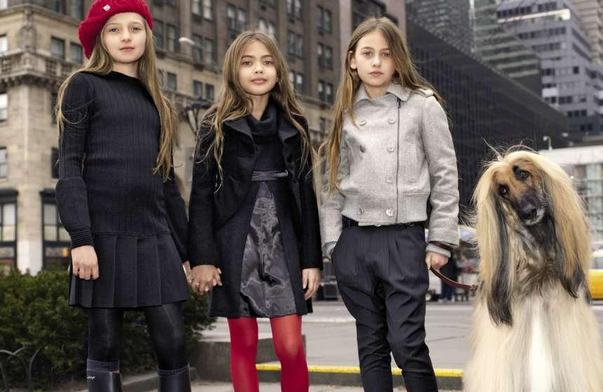 Выбор одежды для девочки-подростка
