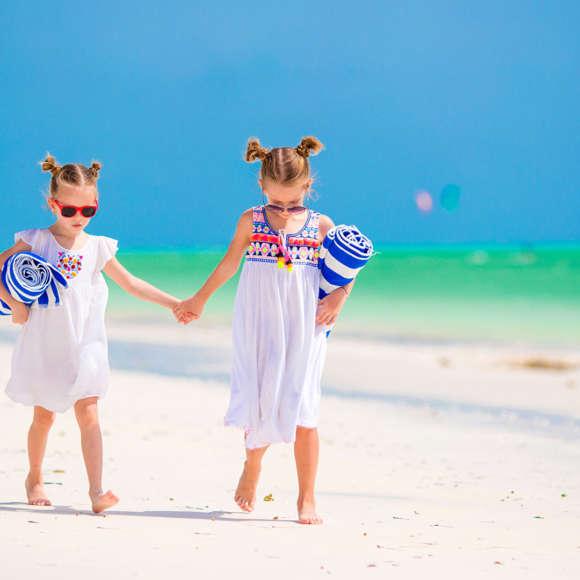 Как выбрать пляжную одежду для ребенка?