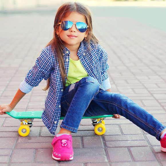 Модные аксессуары для девочек