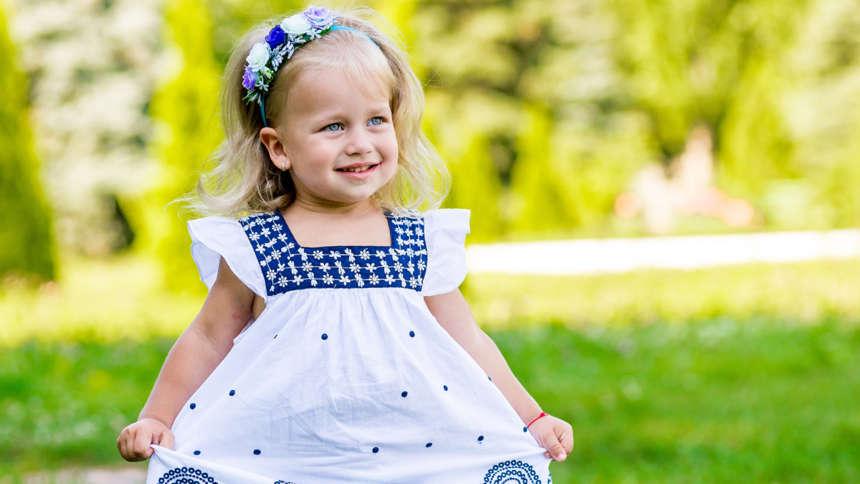 Какая повседневная одежда нужна девочке для садика?