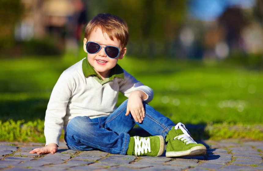 С чем сочетать лонгслив в детском гардеробе?