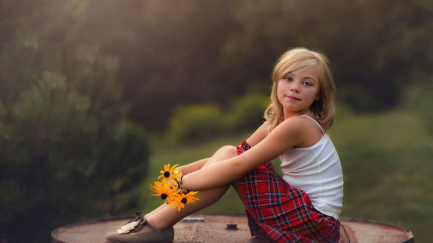 С чем сочетать юбки в детском гардеробе?