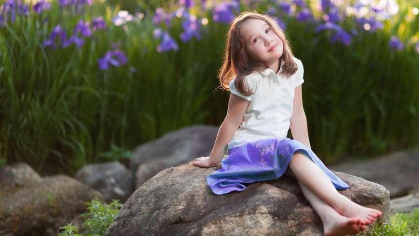 Популярные фасоны и модели детских юбок