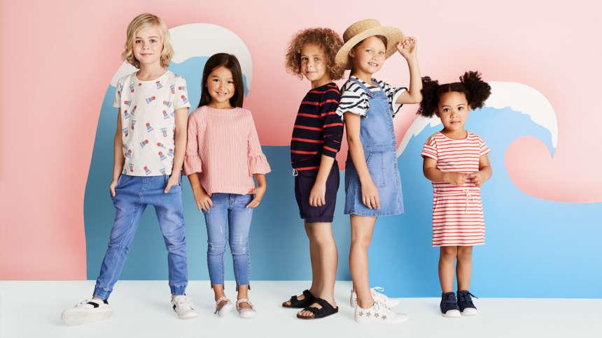 Основные гигиенические требования к детской одежде