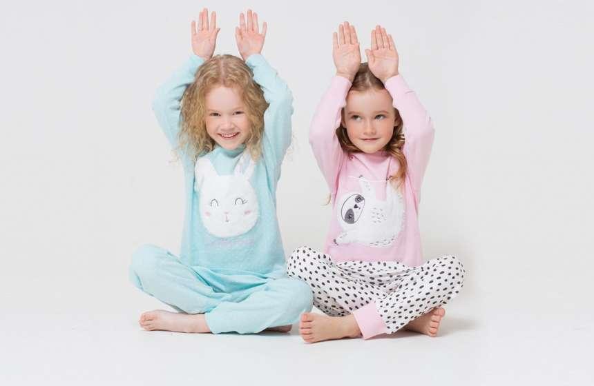 Зачем нужны пижамы для детей