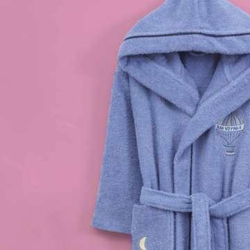 Разнообразие фасонов халатов для детей