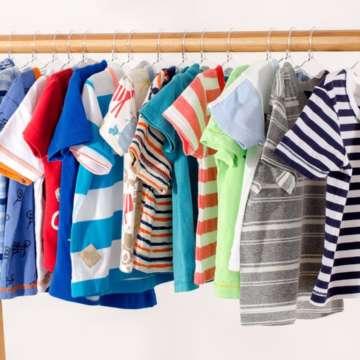 Футболки в детском гардеробе