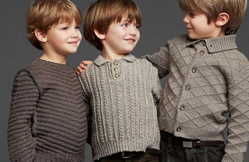 Пуловеры для мальчиков: элегантность и удобство «в одном флаконе»