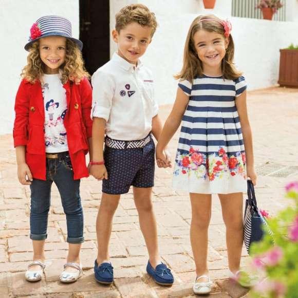 Правила выбора летней одежды для ребенка от 1 до 4 лет
